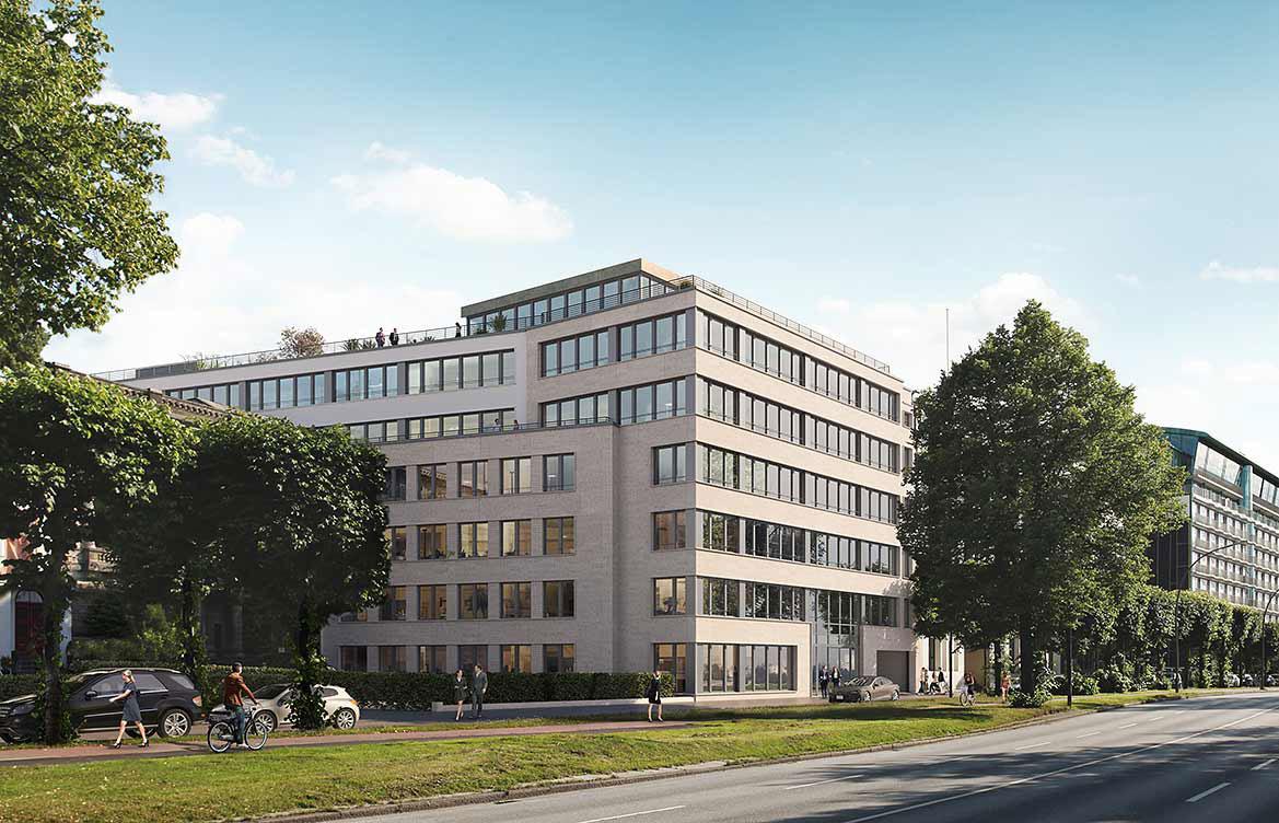 Allianz an der Alster 01 statikbüro gbc engineers