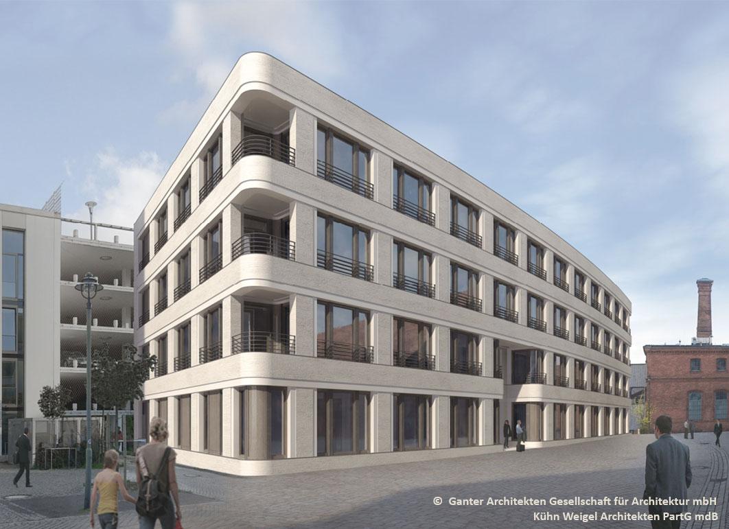 Bürogebäude Schiffbauergasse statikbüro gbc engineers